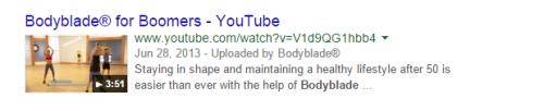 exercise machines - the bodyblade