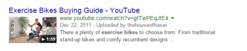 exercise machines - the stationary bike