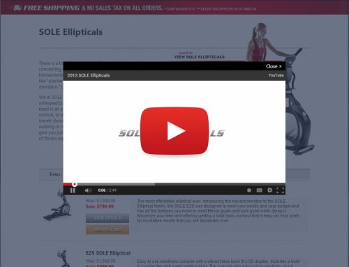 sole fitness ellipticals